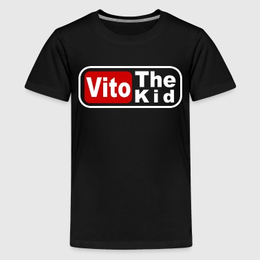 Vito the Kid Coffee Mug - Kids' Premium T-Shirt