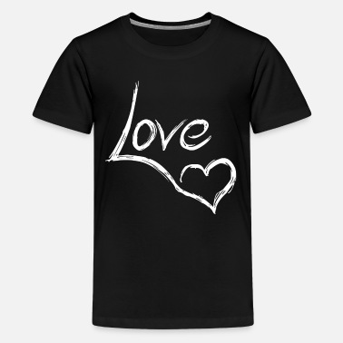 Piece LOVE #HOT #SUMMER #BEACH - Kids' Premium T-Shirt