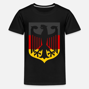 Gate Germany Flag Symbol Country Gift Idea - Kids' Premium T-Shirt