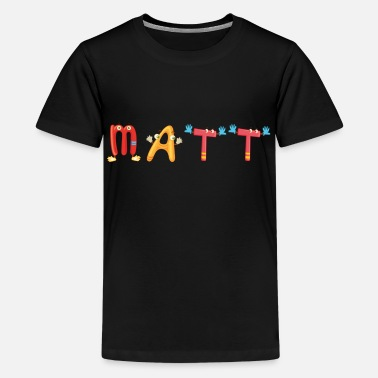 Matt Matt - Kids' Premium T-Shirt