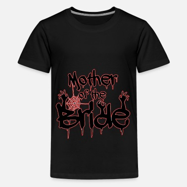Bachelorette Party Mother of the Bride - Halloween - Kids' Premium T-Shirt