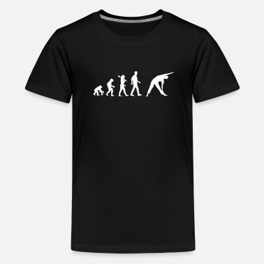 Exercise Class Exercise - Kids' Premium T-Shirt
