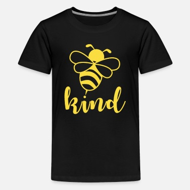Kind Bee Kind - Kids' Premium T-Shirt