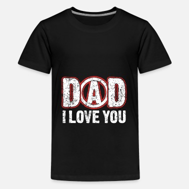 Pregnant Dad Father's Day Gift - Kids' Premium T-Shirt
