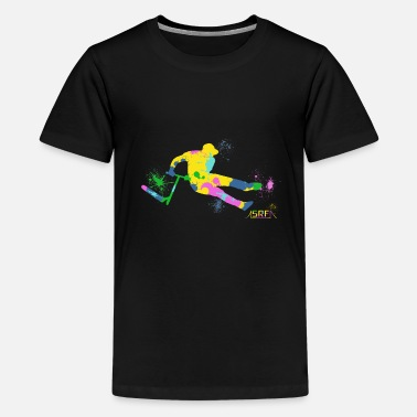 Scooter Festive scooter - Kids' Premium T-Shirt