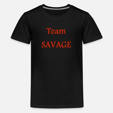 Team Savage Team Savage T V.1 - Kids' Premium T-Shirt