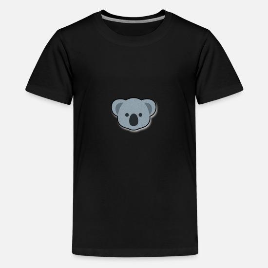 Australia Space Koala Mens T-Shirt Gift Bear Animal Wombat