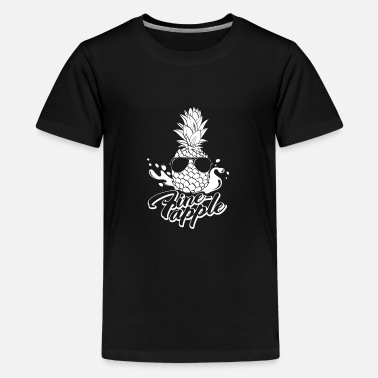 Uncle pineapple ananas fruit obst 1 - Kids' Premium T-Shirt