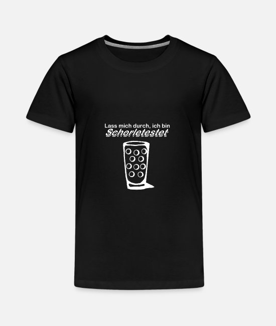 Wine T-Shirts - sausage market WUMA bad Dürkheim wine festival win - Kids' Premium T-Shirt black