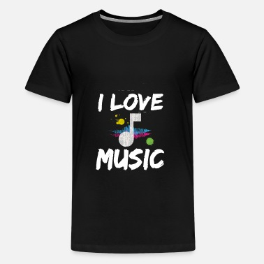 Hear Music - Kids' Premium T-Shirt