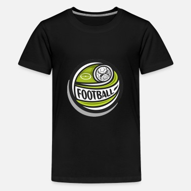 Pitch Football Team - Kids' Premium T-Shirt