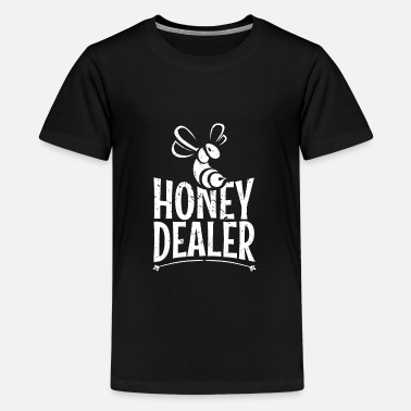 Cuckoo Honey Dealer - Honey Bee - Kids' Premium T-Shirt