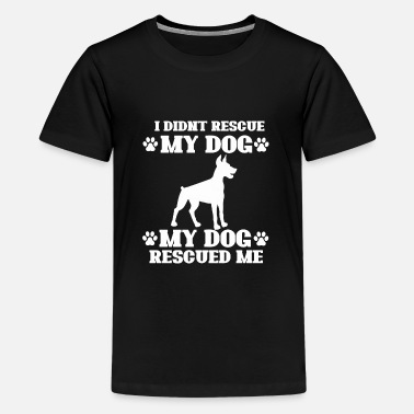 Rescue Dog rescue dog - Kids' Premium T-Shirt