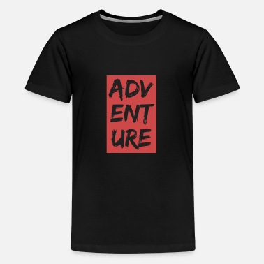 Travel adventure travel - Kids' Premium T-Shirt