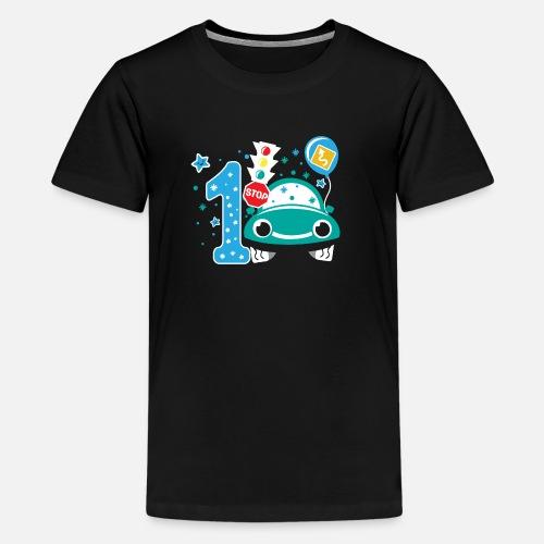 First Birthday Boy Shirt Toddler By Melia513