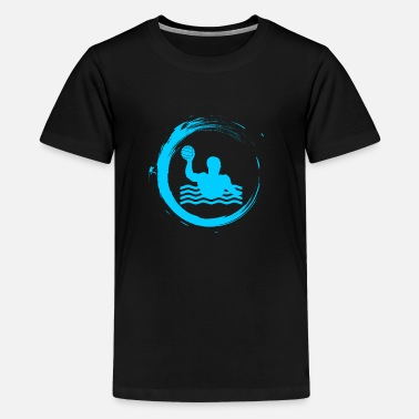 Water Sports water polo sport water sports - Kids' Premium T-Shirt