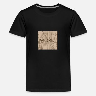 Word Word - Kids' Premium T-Shirt