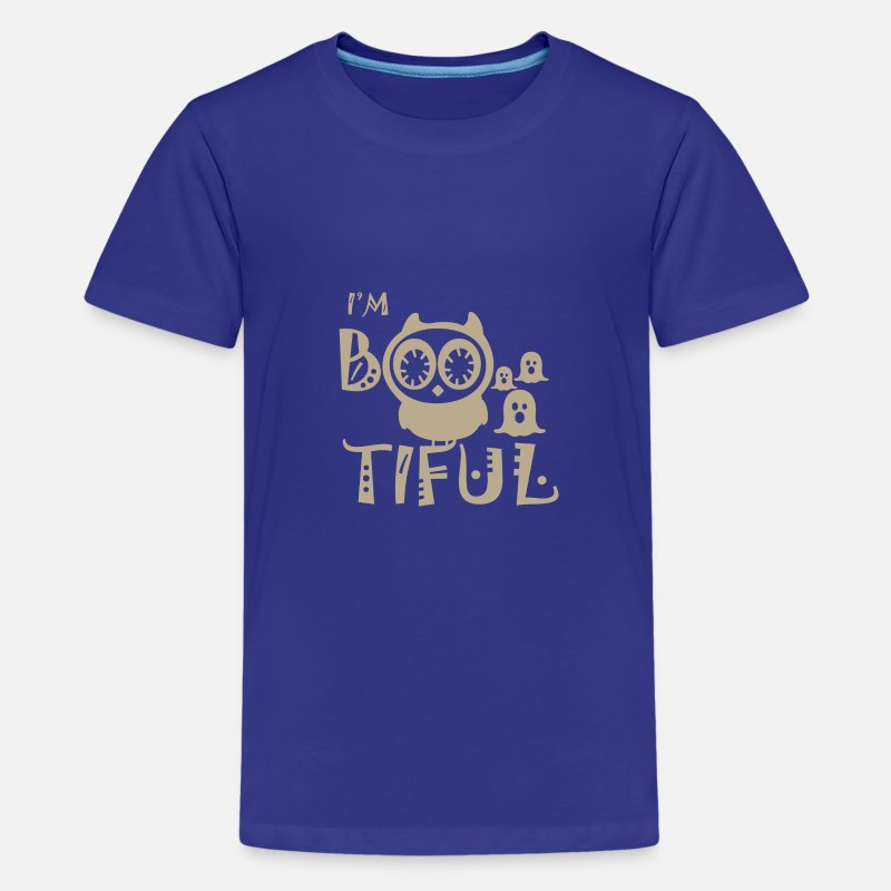Halloween Shirt Youre Boo Tiful Scary Party Short Sleeve T-Shirt
