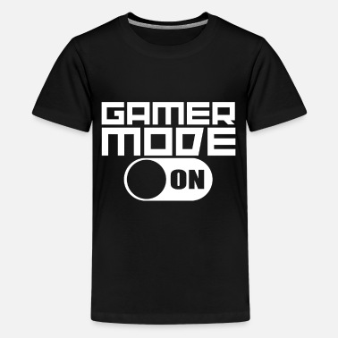 Pubg Gamer Fashion ON Gamer Shirt Gaming Tshirt Funny S - Kids' Premium T-Shirt