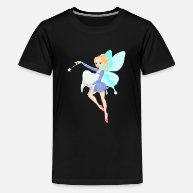 Tooth Tooth Fairy - Kids' Premium T-Shirt
