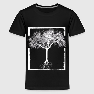 Mother Nature - White - Kids' Premium T-Shirt