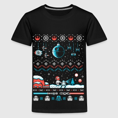 That Snow Moon - Kids' Premium T-Shirt