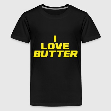 Butter Gold for Minecraft Lovers - Kids' Premium T-Shirt