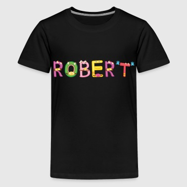 Robert - Kids' Premium T-Shirt