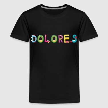 Dolores - Kids' Premium T-Shirt