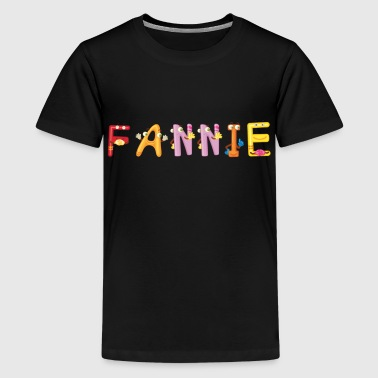 Fannie - Kids' Premium T-Shirt