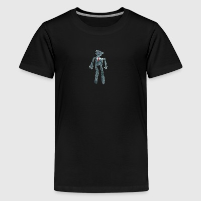 Robot Henchman - Kids' Premium T-Shirt