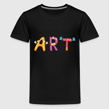 Art - Kids' Premium T-Shirt