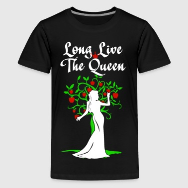 Live The Queen! - Kids' Premium T-Shirt