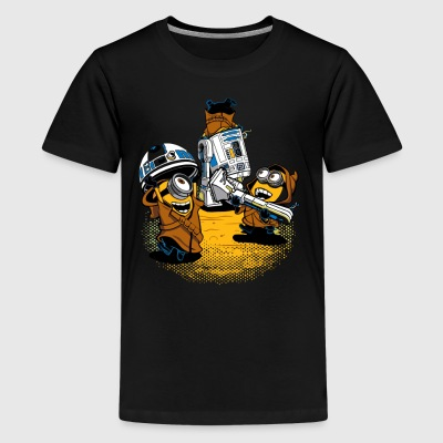 Despicable Jawas Troops - Kids' Premium T-Shirt