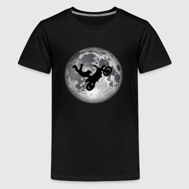 MOTO MOON - Kids' Premium T-Shirt