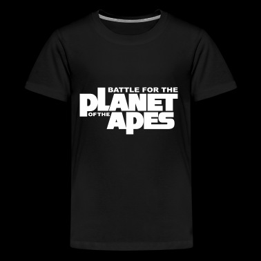 Battle For The Planet Of The Apes - Kids' Premium T-Shirt