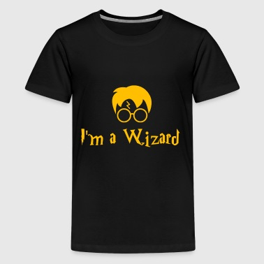 I'm a Wizard - Harry Potter - Kids' Premium T-Shirt