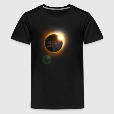 Solar Eclipse August 2017 - Kids' Premium T-Shirt