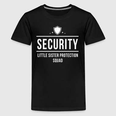 Security Little Sister Potection Squad - Kids' Premium T-Shirt