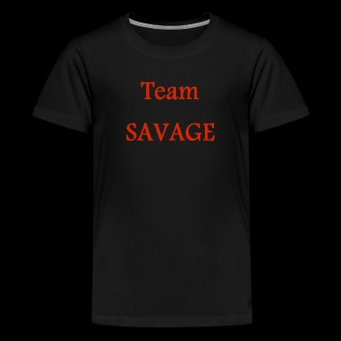 Team Savage T V.1 - Kids' Premium T-Shirt