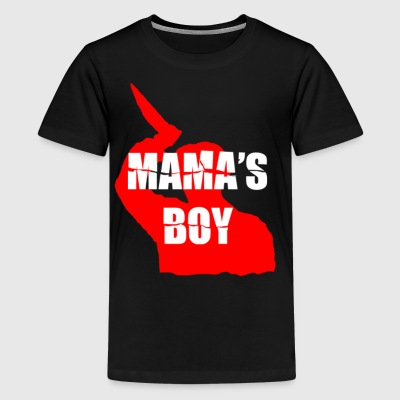 Mama's Boy - Kids' Premium T-Shirt