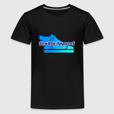 TruBlu Apparel Logo - Kids' Premium T-Shirt