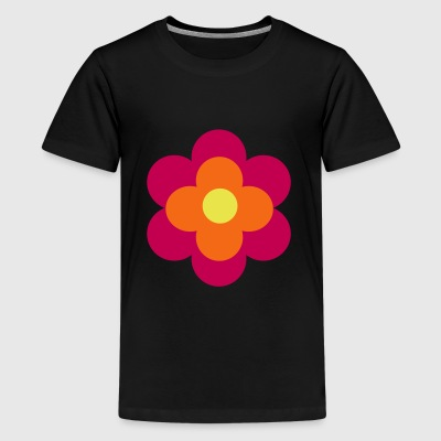 flower - Kids' Premium T-Shirt