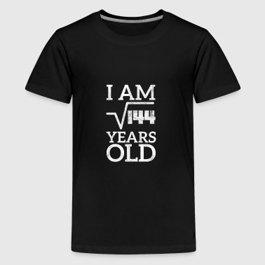 12 year old gifts - i am 12 years old - Kids' Premium T-Shirt