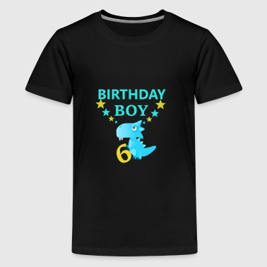 BDAY BOY - Kids' Premium T-Shirt
