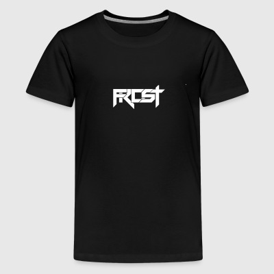 FROST TEXT LOGO - Kids' Premium T-Shirt