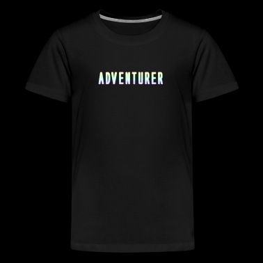 Adventurer - Kids' Premium T-Shirt