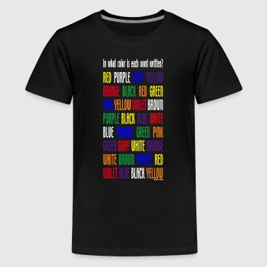 What's My Color - Kids' Premium T-Shirt