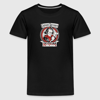 Captain Torrance Red Rum - Kids' Premium T-Shirt