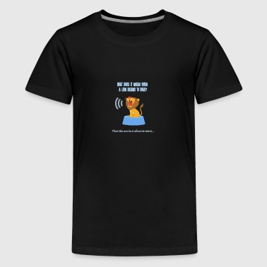 The Roaring Lion Riddle - Kids' Premium T-Shirt